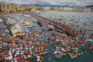 Great Week in San Sebastián