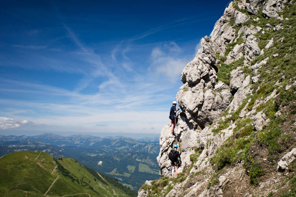 Climbing in Bavaria - Best Time