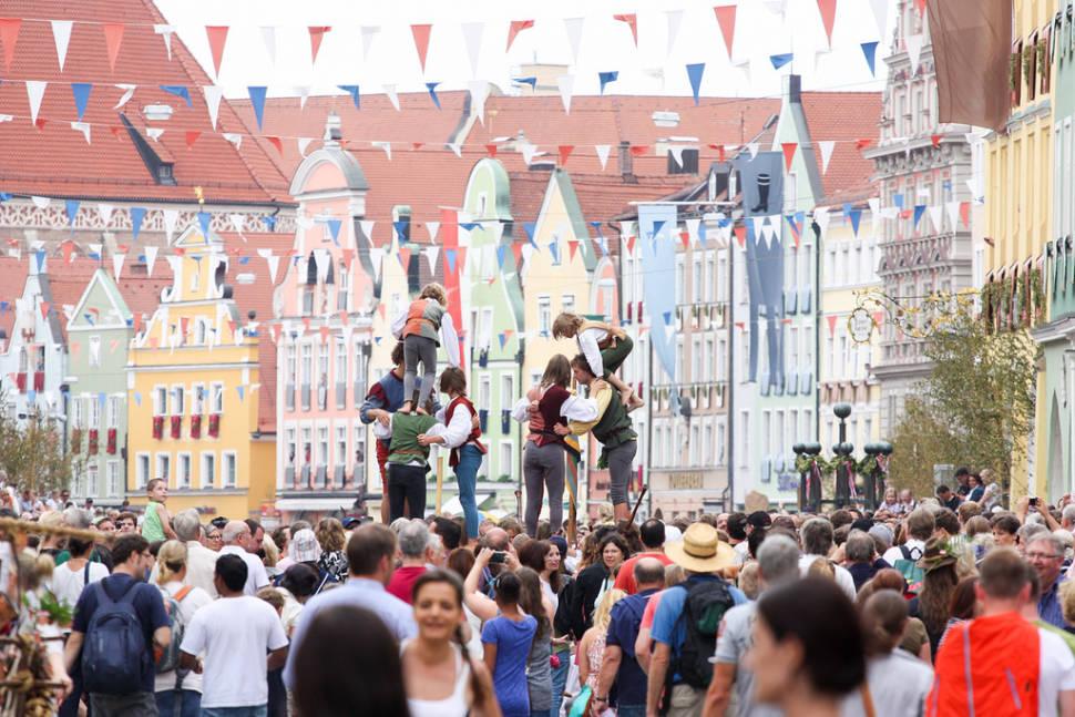 Landshut Wedding (Landshuter Hochzeit) 1475 in Bavaria - Best Time