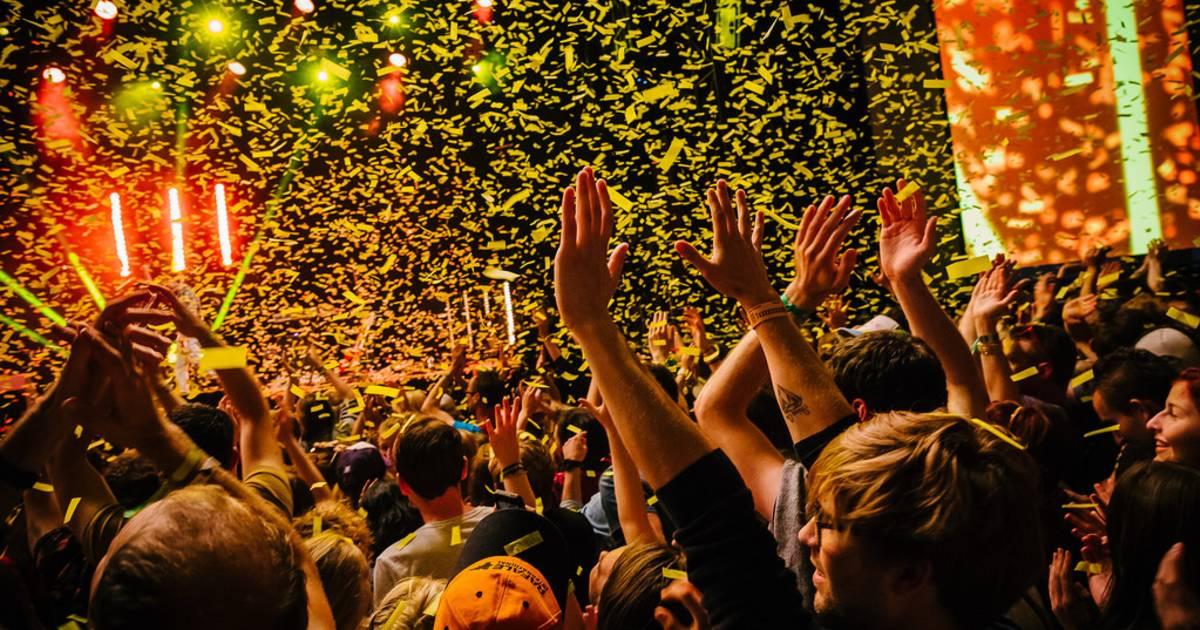 Rock Werchter in Belgium - Best Time