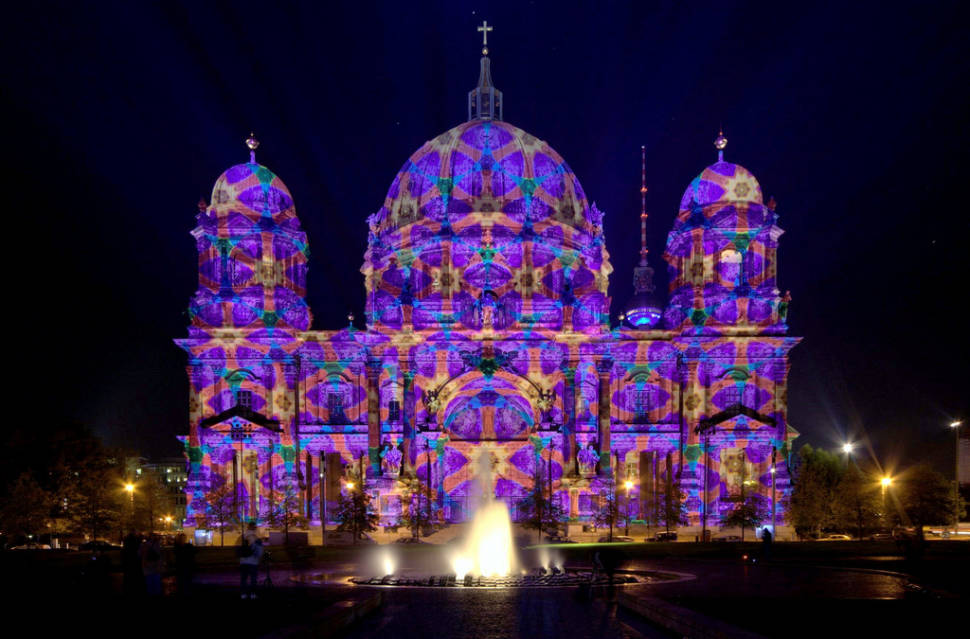 Berlin Festival of Lights in Berlin - Best Time
