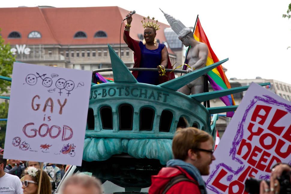 CSD Berlin or Berlin Pride in Berlin - Best Time