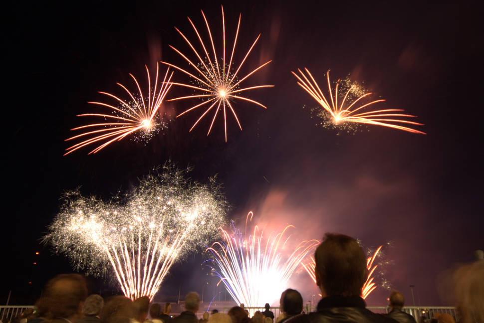 Pyronale Fireworks World Championship in Berlin - Best Time