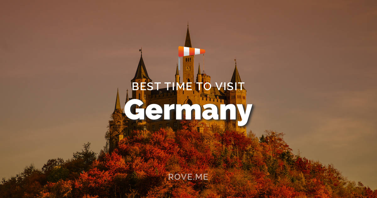 Best Time To Visit Germany 2021