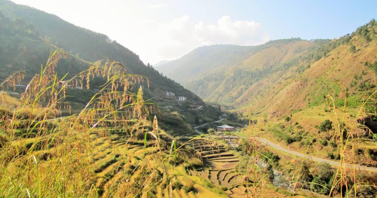 Autumn in Bhutan - Best Time