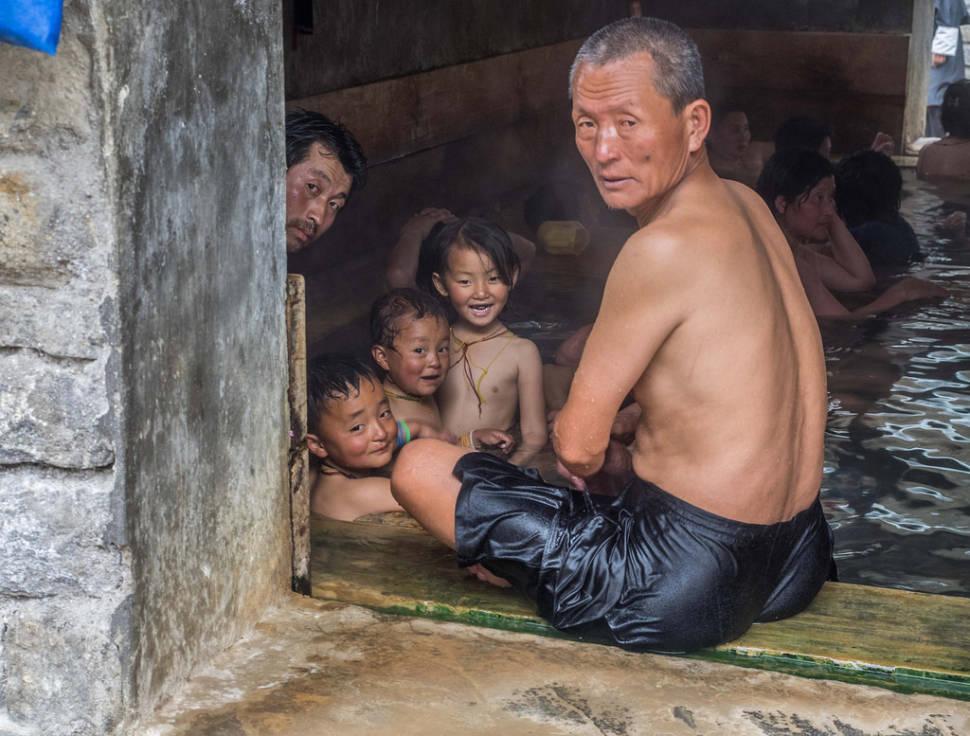 Hot Springs in Bhutan - Best Time