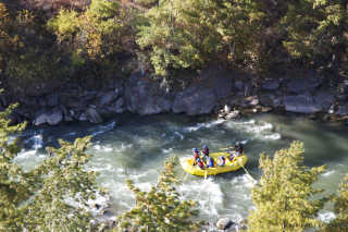 Kayaking and Rafting