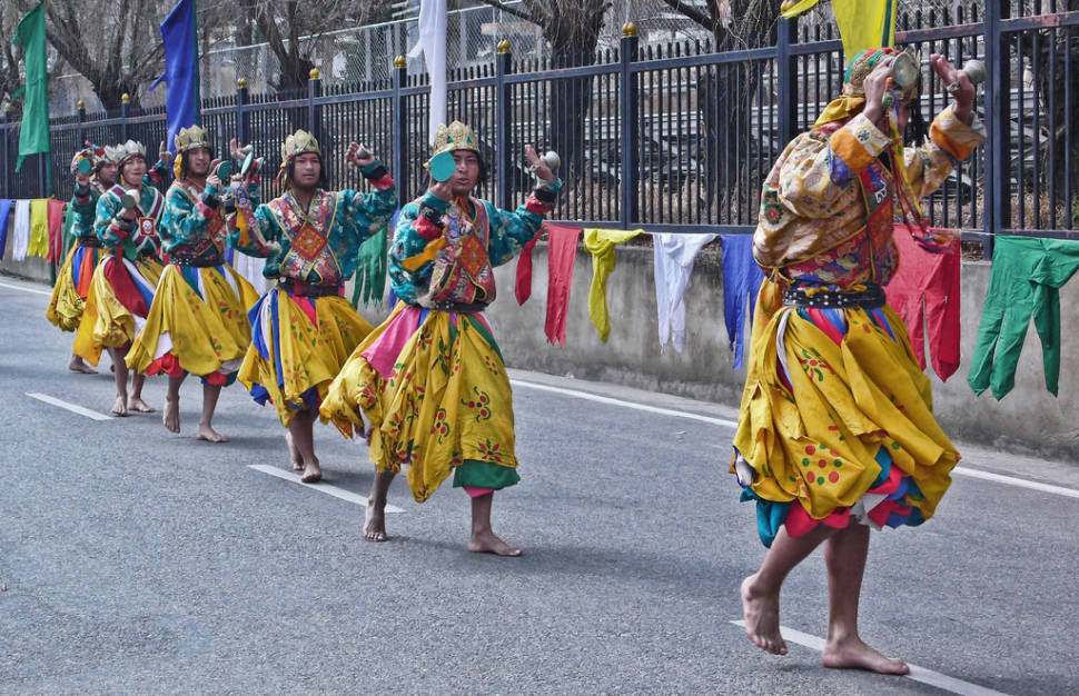 Losar (Bhutanese New Year) in Bhutan - Best Time