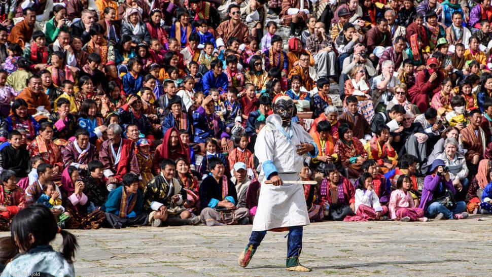 Paro Tshechu in Bhutan - Best Time