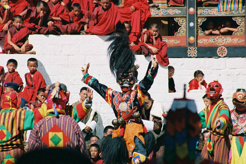 Best time for Thimphu Tshechu