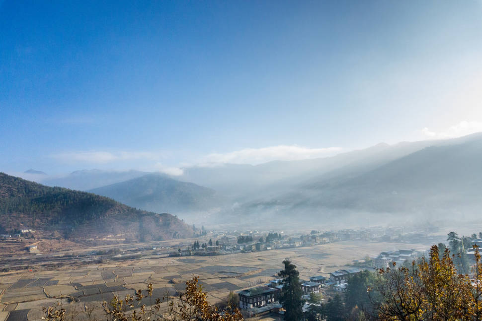 Best time for Winter in Bhutan