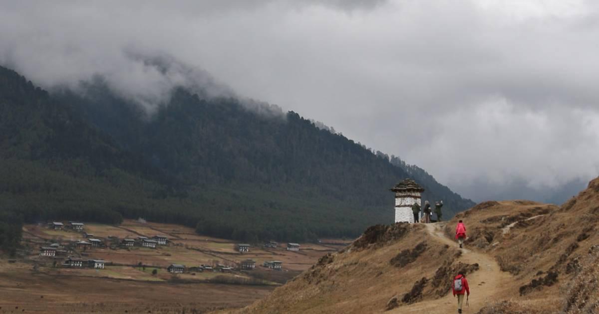 Winter in Bhutan - Best Time