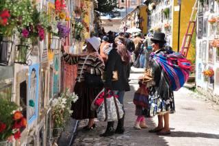 Dia de los Muertos or Day of the Dead