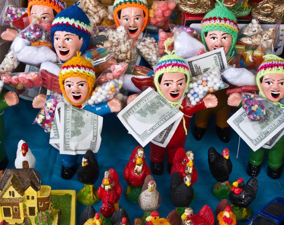 Feria de las Alasitas in Bolivia - Best Time