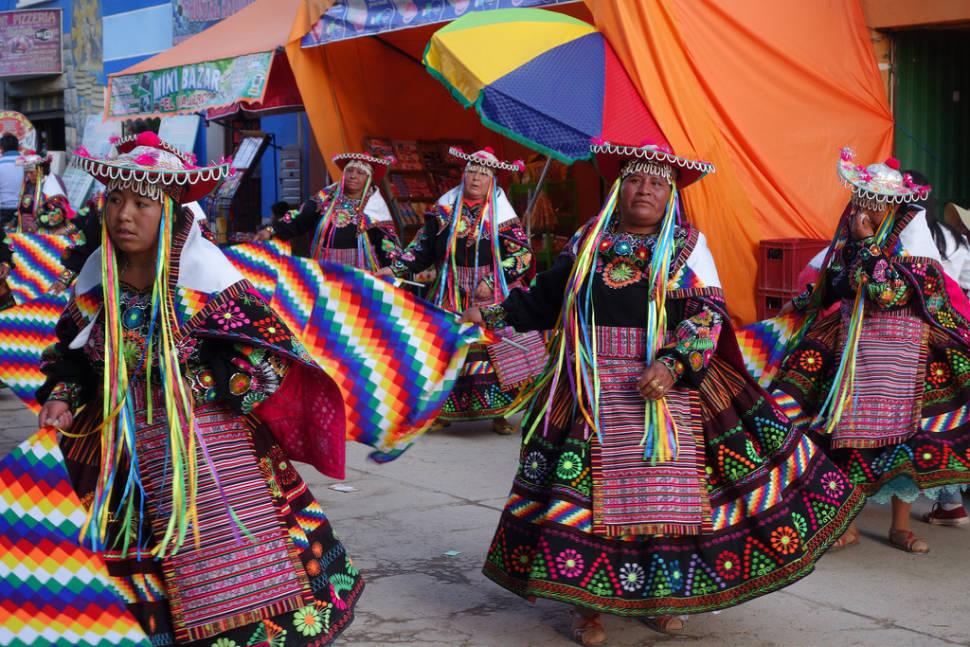 Fiesta de la Cruz in Bolivia - Best Time