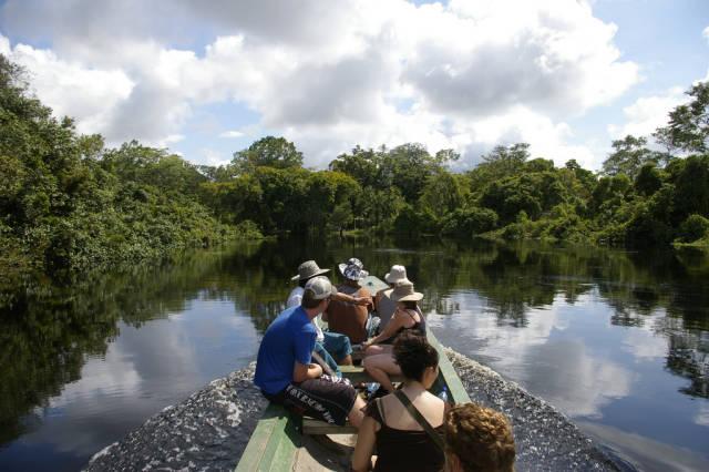Float the Amazon in Bolivia - Best Season
