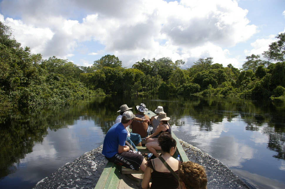 Float the Amazon in Bolivia - Best Season