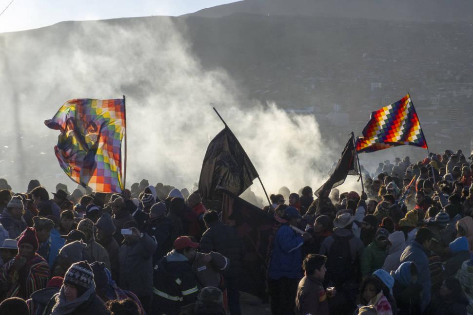 Inti Raymi or Aymara New Year in Bolivia - Best Season