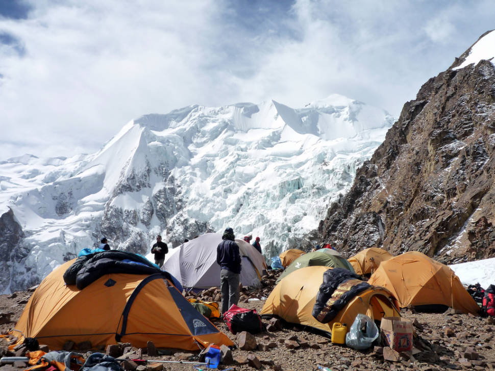 Best time to see Mountain​ Climbing in Bolivia
