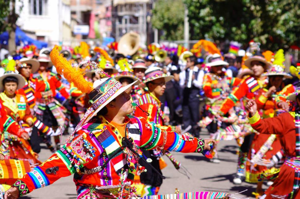 Oruro Carnaval in Bolivia - Best Season
