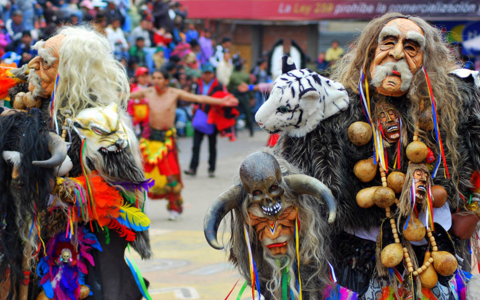 Best time for Oruro Carnaval