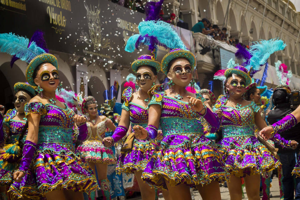 Oruro Carnaval in Bolivia - Best Time