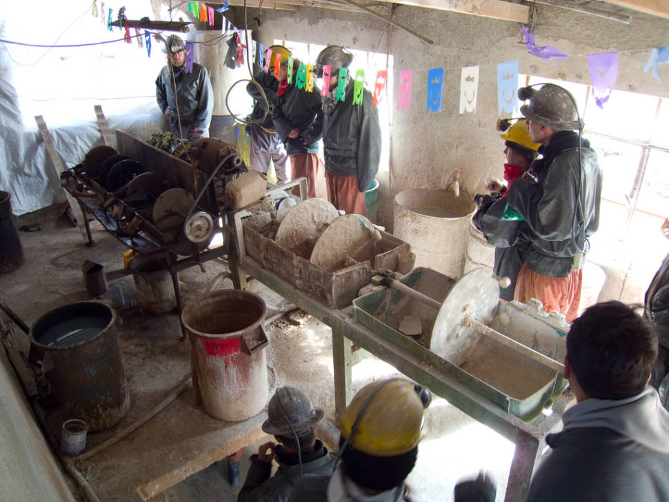 Best time to see Potosi Mines in Bolivia
