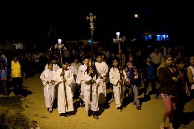 Best time to see Semana Santa (Holy Week) & Easter in Bolivia