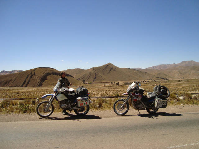 Сycling and Motorbiking in Bolivia - Best Season