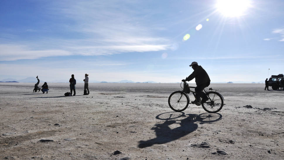 Сycling and Motorbiking in Bolivia - Best Time