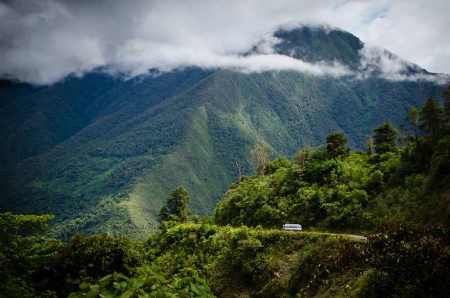 The Death Road (Camino a los Yungas) in Bolivia - Best Season