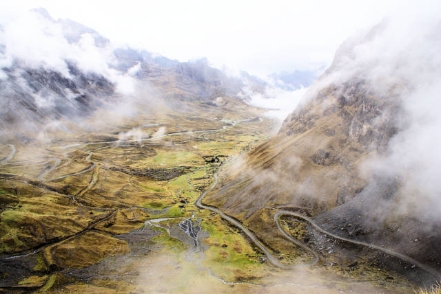 The Death Road (Camino a los Yungas) in Bolivia - Best Time