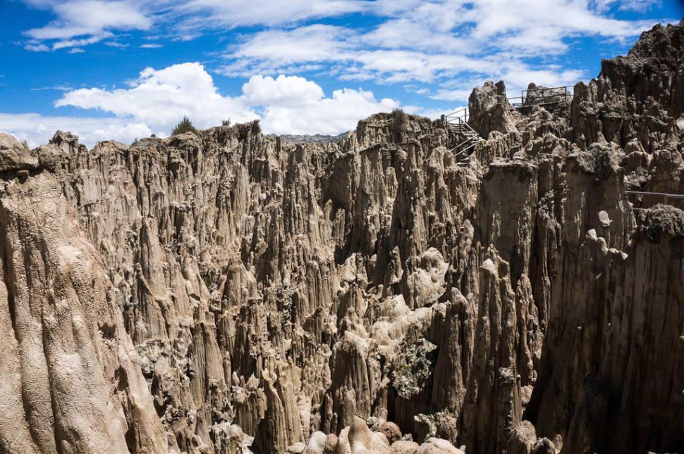 Valle de la Luna in Bolivia - Best Season