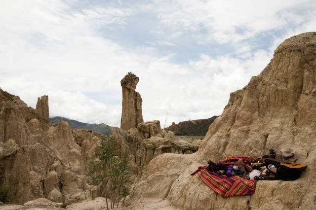 Best time to see Valle de la Luna in Bolivia