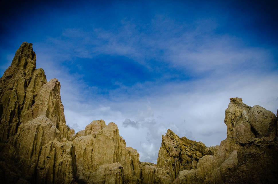 Valle de la Luna in Bolivia - Best Time