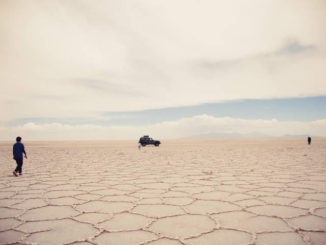 Best time to see Walk the Salar de Uyuni Salt Flats in Bolivia