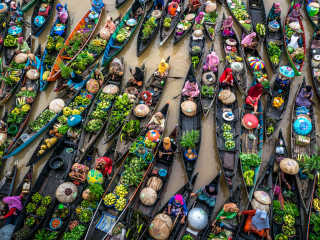 Banjarmasin Floating Markets