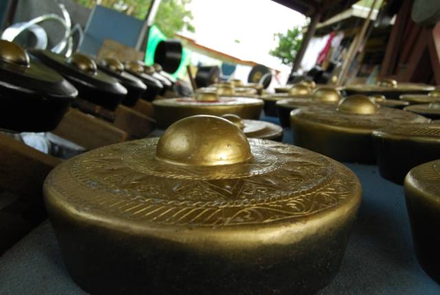 Best time for Gong Making in Sabah & Matunggong Gong Festival in Borneo