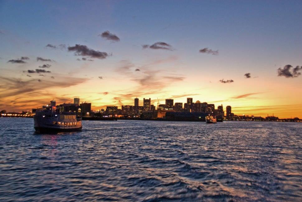 Boston Harbor Cruises in Boston - Best Season