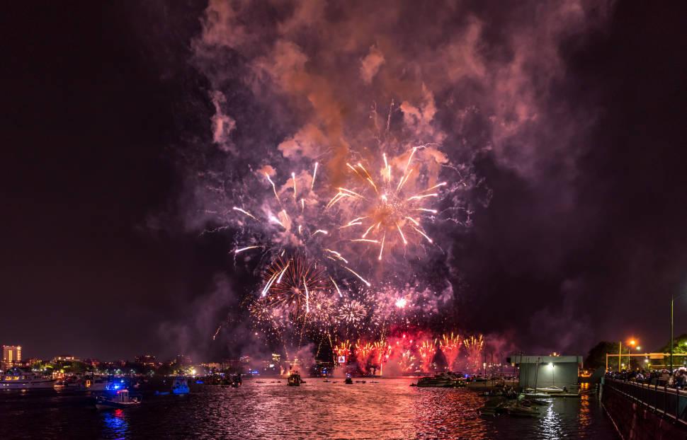 Boston Harborfest in Boston - Best Season