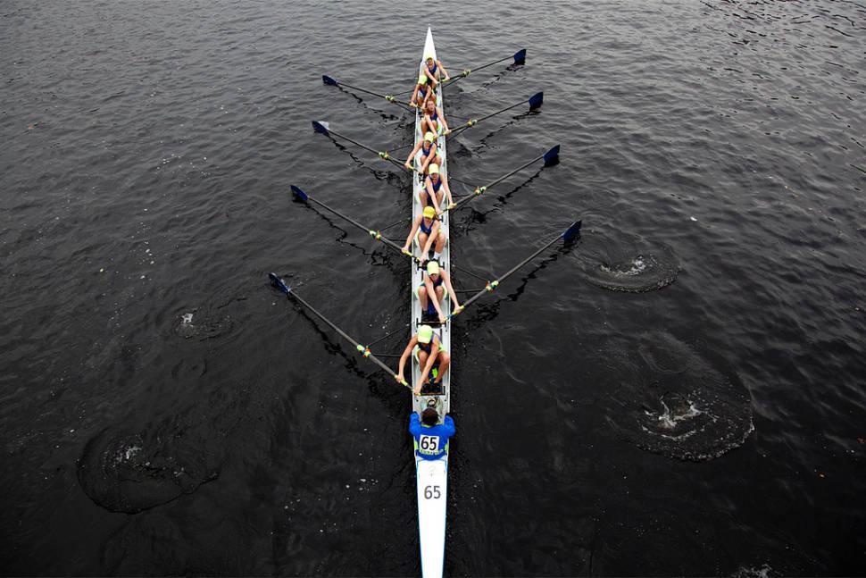 Charles Canoe and Kayak Races in Boston - Best Season