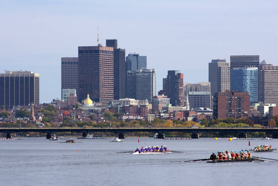 Best time for Charles Canoe and Kayak Races in Boston