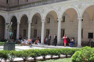 Concerts in the Courtyard