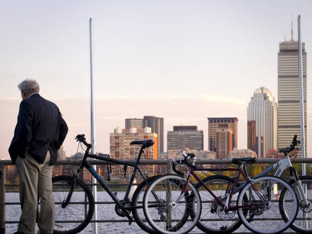 Cycling in Boston - Best Season