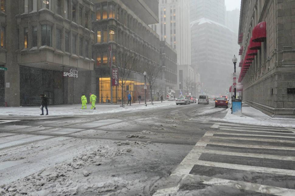 Winter in Boston - Best Season