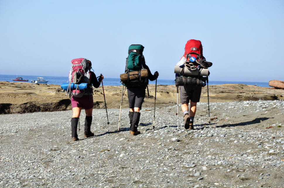 West Coast Trail in British Columbia - Best Time