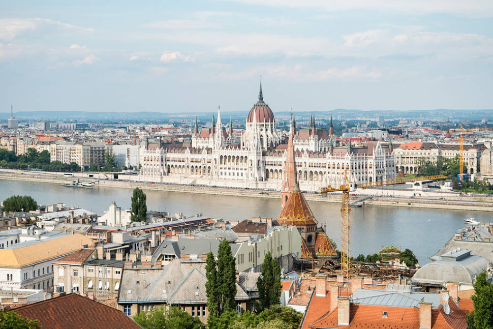 Summer in Budapest - Best Time