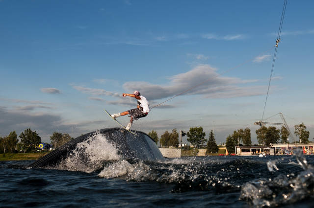 Best time to see Wakeboarding in Budapest