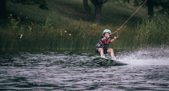 Best time for Wakeboarding in Budapest