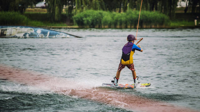 Best time for Wakeboarding